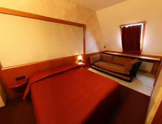 Hotel Giotto : Dbl