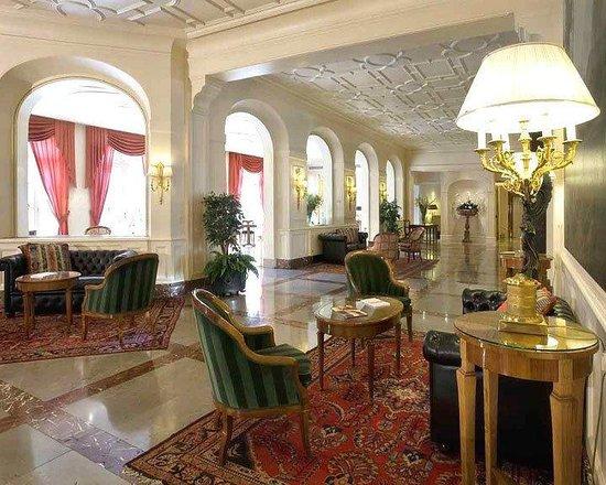 Grand Hotel Sitea : Hall