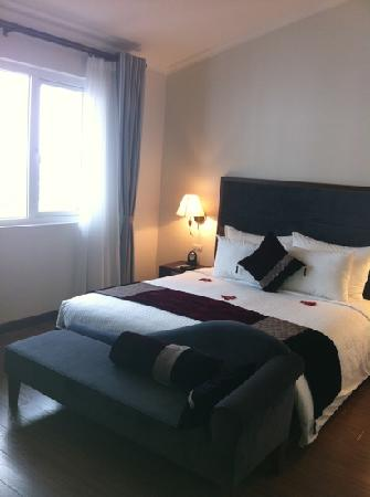 Essence Hanoi Hotel & Spa : room 807