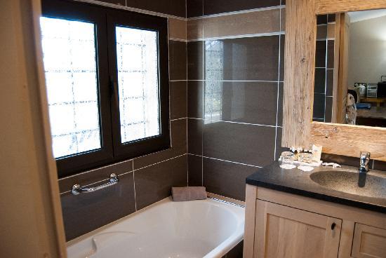 Le Mas d'Entremont : bathroom