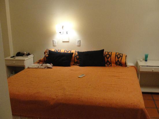 Altos de Balcarce Hotel: Habitación
