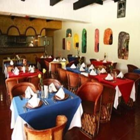 Grand Hotel Tijuana: Mexican Restaurant La Hacienda