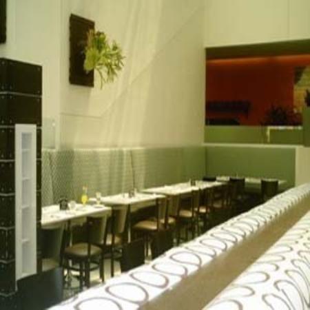 Grand Hotel Tijuana: Plaza Cafe Restaurant