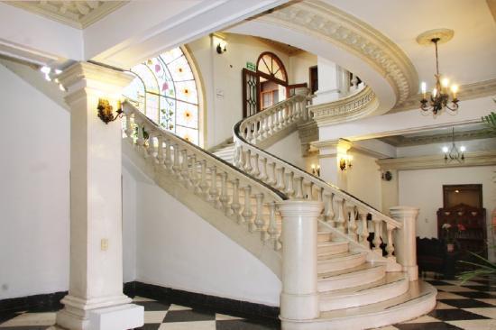 Urdinola Hotel : lobby