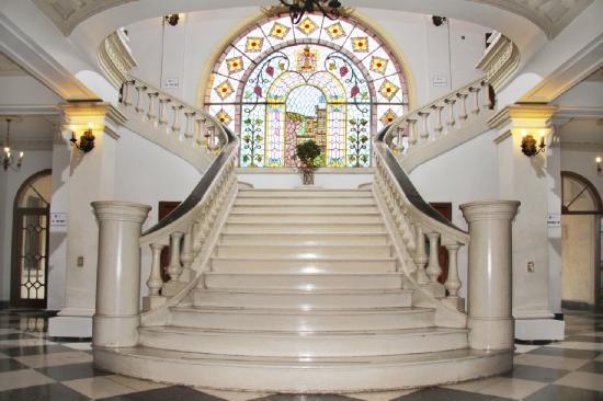 Urdinola Hotel: lobby