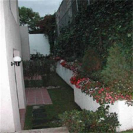 La Loma Suites: Lawn Area