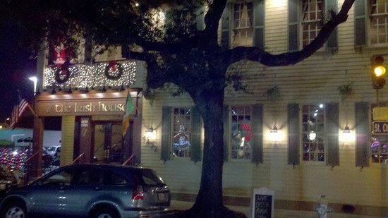 Photo of Irish Pub The Irish House at 1432 St. Charles Ave, New Orleans, LA 70130, United States