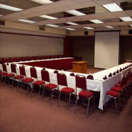 Hotel Country Plaza: Meeting Room