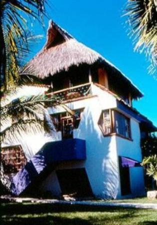 Villa Bella Bed and Breakfast Inn: Exterior