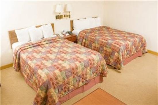 Casa Grande Chihuahua Business Plus Hotel: Guest Room