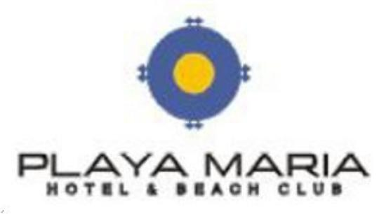 Playa Maria Beach Club: Logo