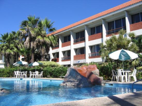 Aguamarina Hotel: Exterior
