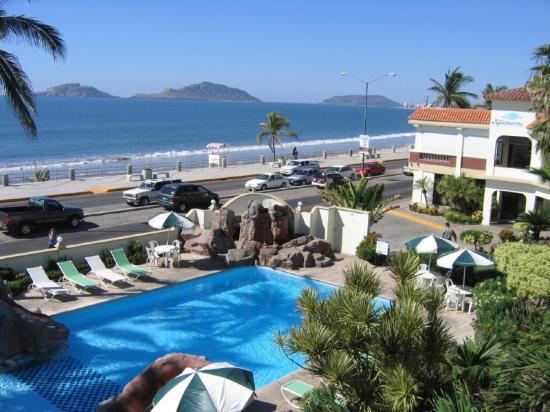 Aguamarina Hotel: Pool