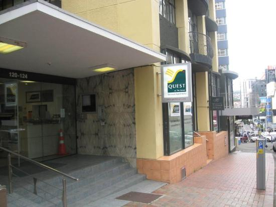 Quest on the terrace updated 2017 apartment reviews for 120 the terrace wellington