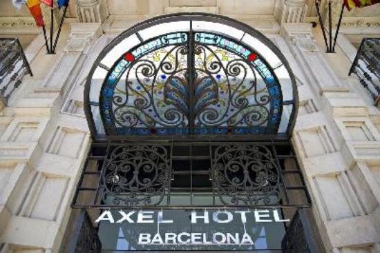 Axel Hotel Barcelona Amp Urban Spa Catalonia Reviews
