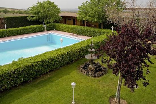 Hotel Zenit Calahorra: Pool