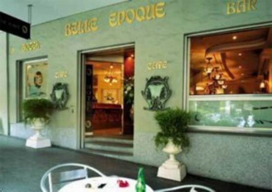 Hotel Belle Epoque: Hotel Front Entrance