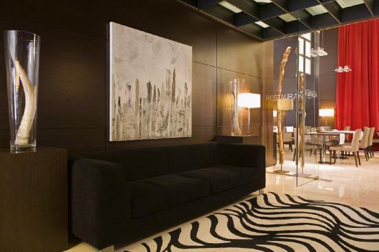 Hotel Zenit Bilbao: Lobby