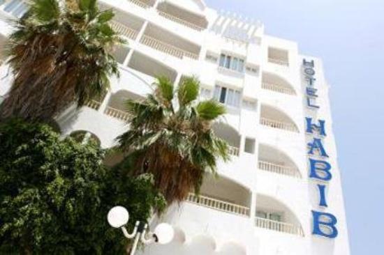 Delphin el habib hotel monastir tunisie voir les for Chambre 507 avis
