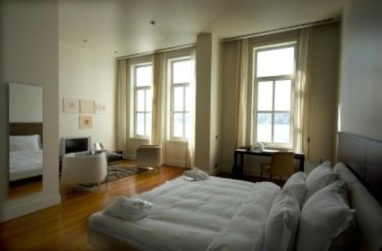 Ajia Hotel: Bosphorus Deluxe Room