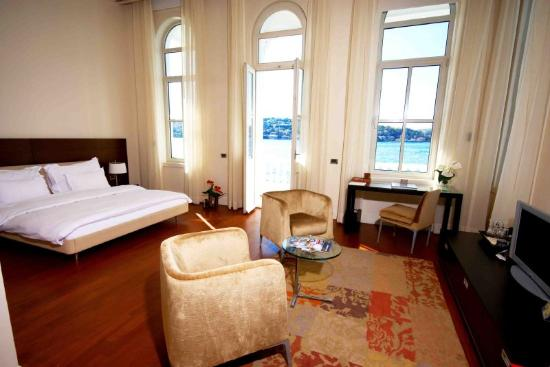 Ajia Hotel: Guest Room
