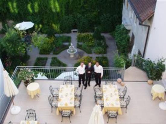 Hotel Krone: Garden