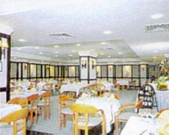 Madison Hotel: Restaurant