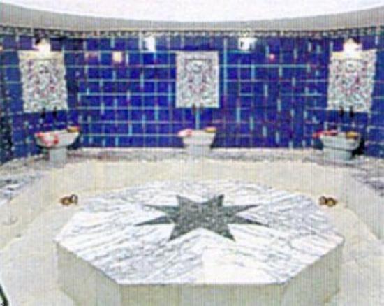 Madison Hotel: Turkish Bath
