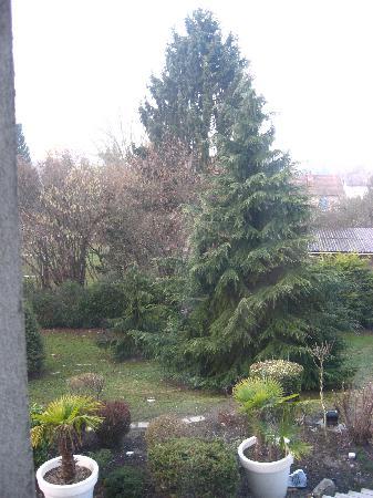 Mercure Grenoble Meylan: Garden