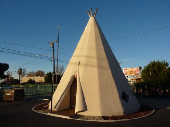 Wigwam Motel, San Bernardino CA