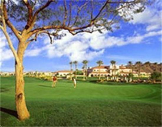 Legacy Golf Resort: GOLF COURSE