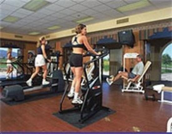 Legacy Golf Resort: FITNESS CENTER