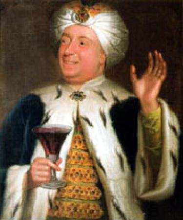 The Lodge Avebury: Sir Francis Dashwood - Ask Andrew about him.
