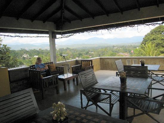 Villa Sandalwood: diningroom