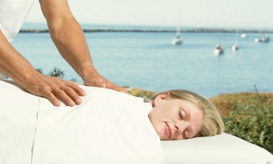 Beach House at Half Moon Bay: Massage