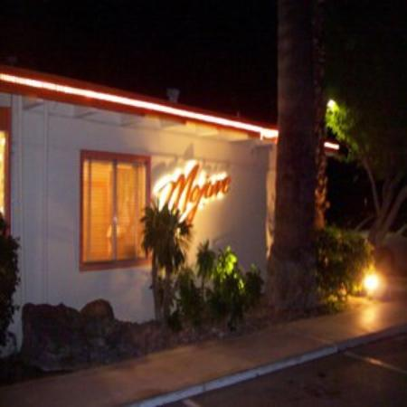 Mojave Resort: Exterior night view