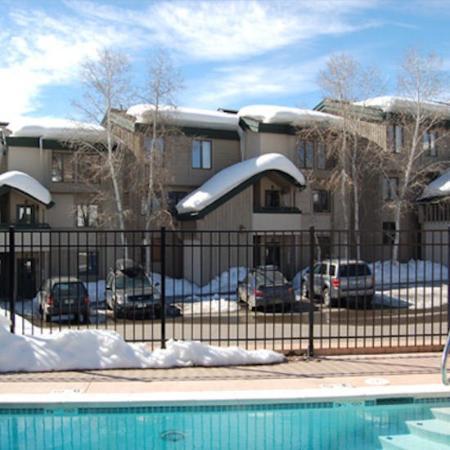 Promontory Condominiums: Exterior
