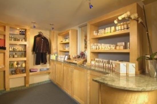 Vail Mountain Lodge : Spa Retail