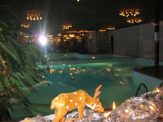 Club Hotel Davos: The swimming pool