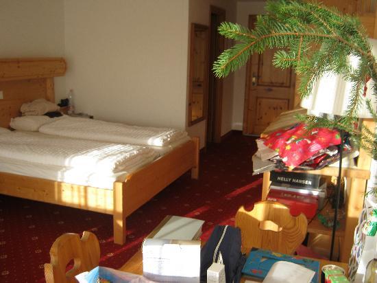 Club Hotel Davos: The room