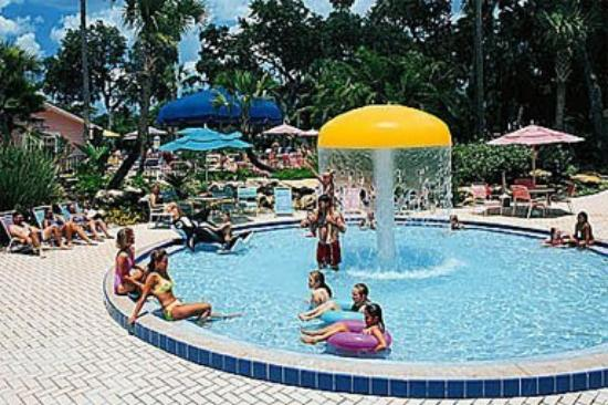 Tropical Palms Resort and Campground: Childrens Pool