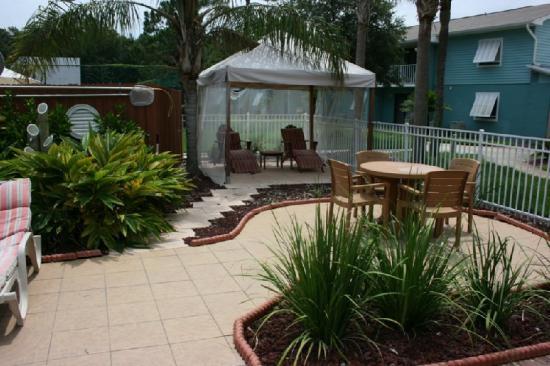Florida Vacation Villas : Pool Deck