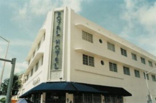 Royal South Beach Hotel: Hotel Exterior