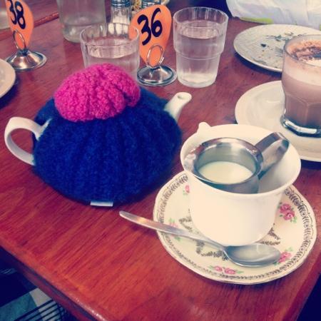 Sola Cafe: retro!