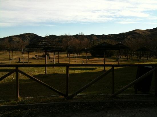 Villaggio della Salute Piu: winter sightseeing