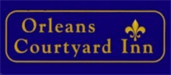 Orleans Courtyard Inn : Logo