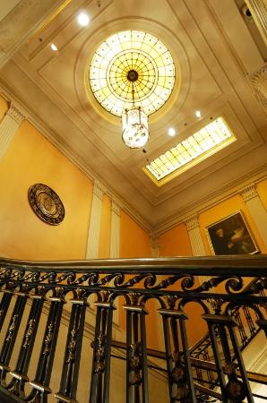 The Boston Common Hotel and Conference Center: Grand Staircase