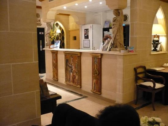 Best Western Star Champs Elysees: réception