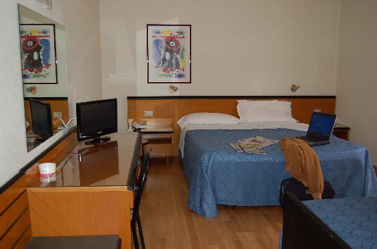 Hotel Nuova Grosseto : Camera doppia