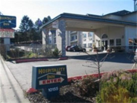 Hospitality Inn: The Hotel